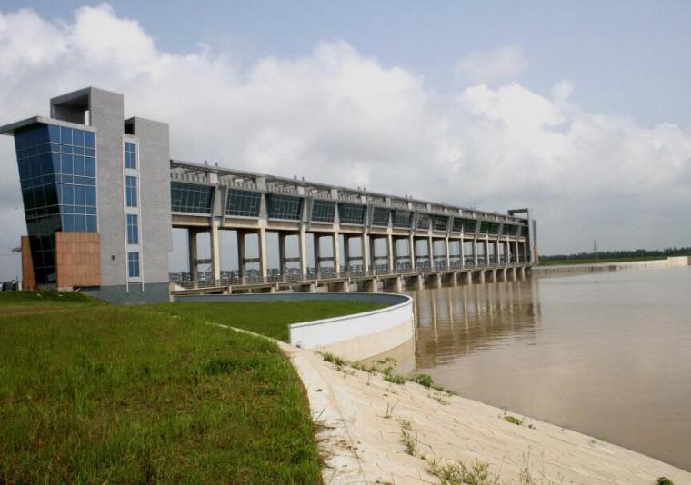 水工建筑物之水闸设计全解
