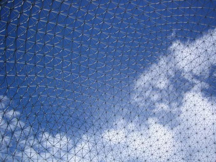 网壳结构找形分析浅谈及案例_8