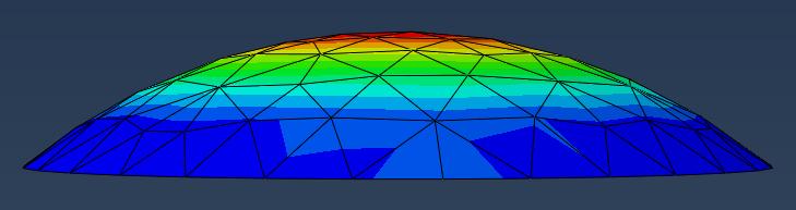 网壳结构找形分析浅谈及案例_30