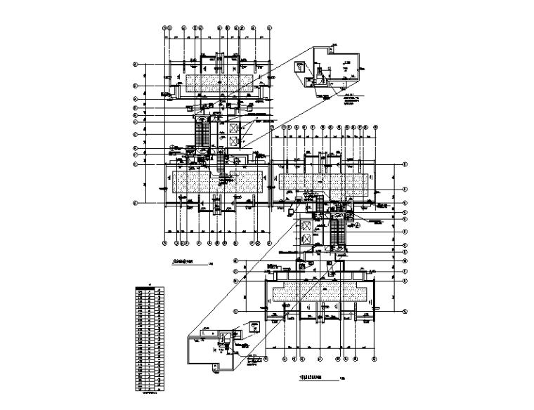 广州知识城住宅楼暖通设计施工图