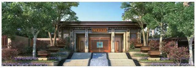 这样的新中式大宅才叫品质!