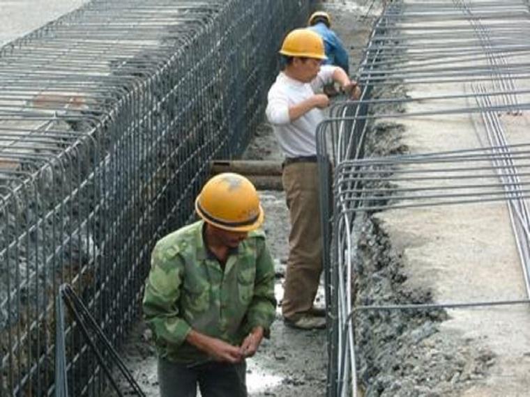 地下连续墙及逆作法施工工艺