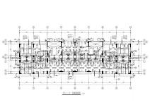 85.3m框剪结构学校综合楼结构施工图(裙房)