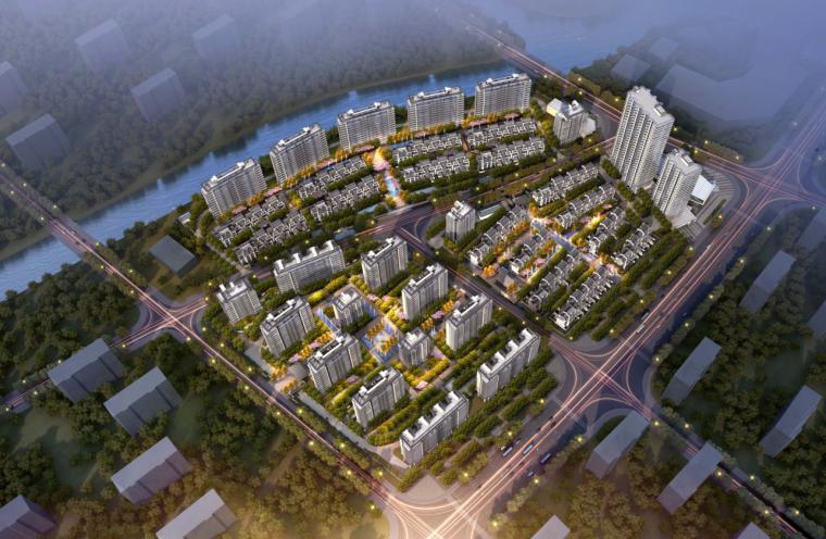 [江苏]新中式住宅保障房战略招标投标方案
