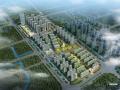 [江苏]现代风格居住区综合图建筑方案