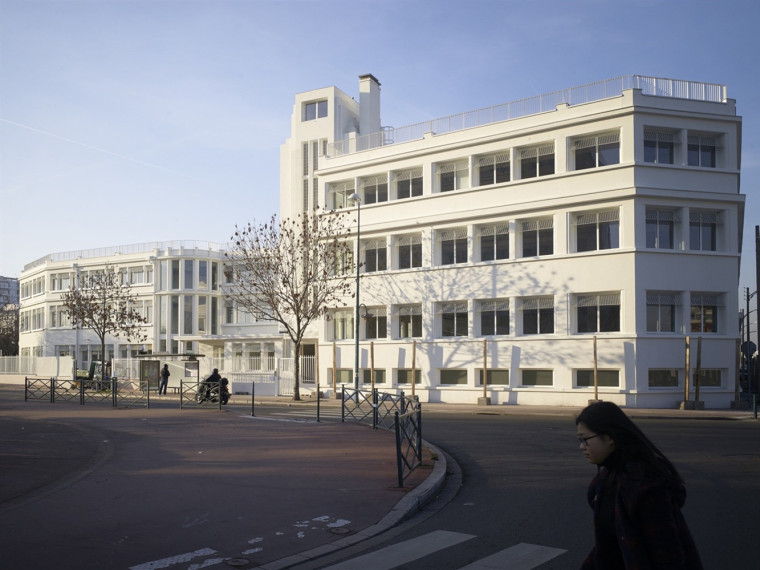 法国旧工厂改造
