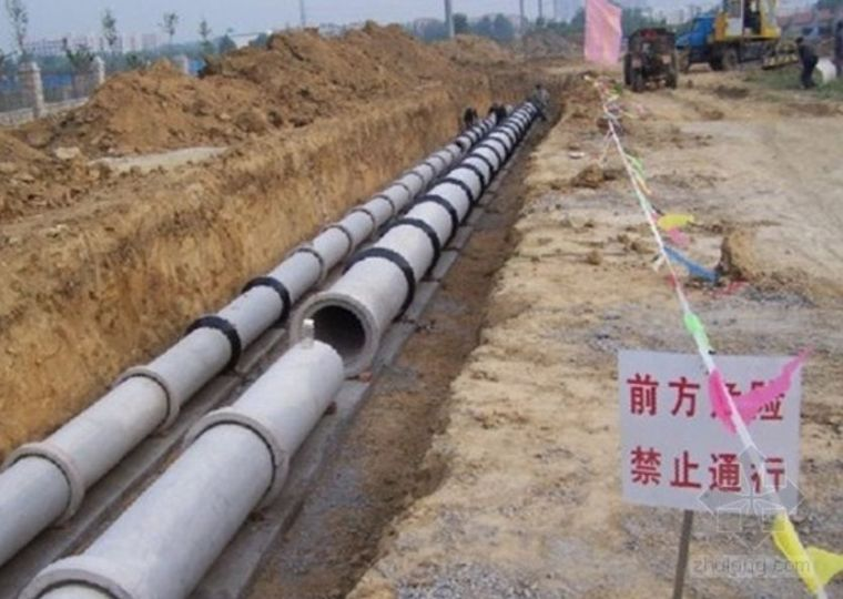 市政排水工程的施工方案与造价详解