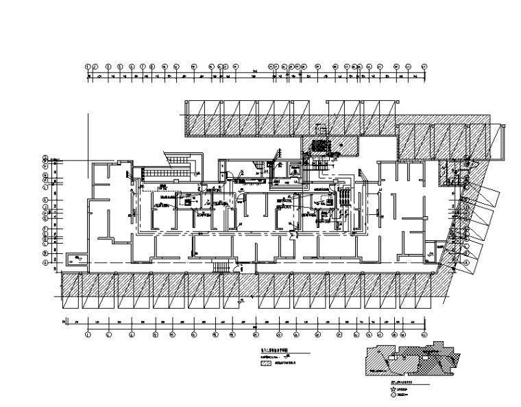 江苏万科大型住宅区给排水施工图