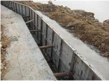 地下连续墙导墙专项施工方案