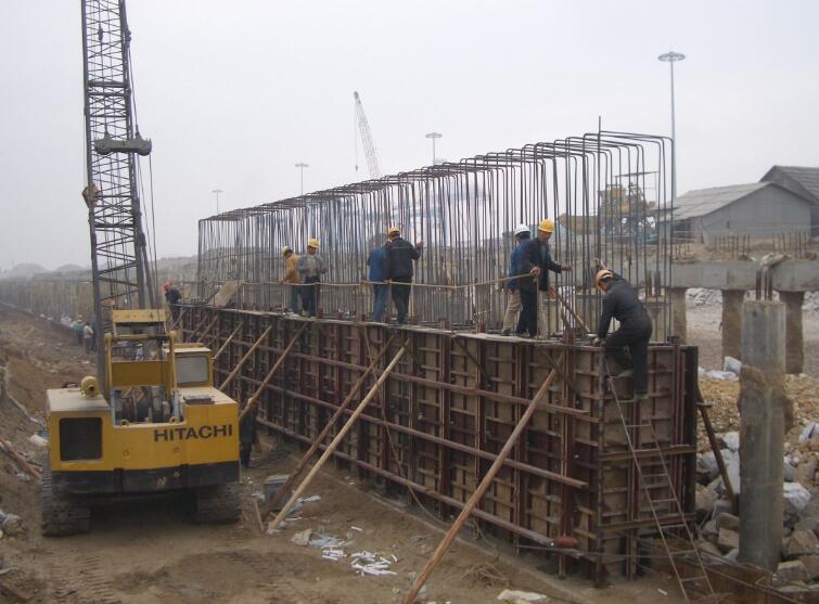 港口水工建筑物之板桩码头讲义