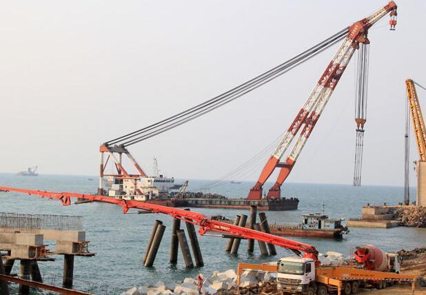 港口水工建筑物之高桩码头讲义