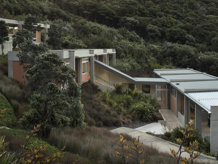 新西兰珀尔库拉海岸别墅