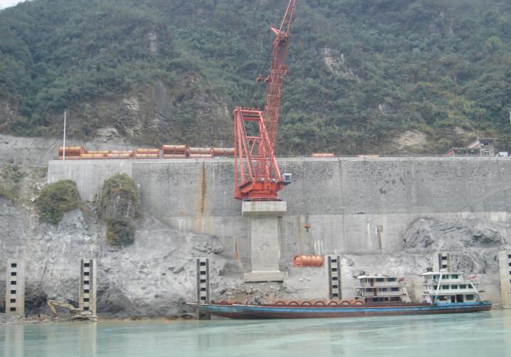 重庆高校港口水工建筑物之重力式码头讲义