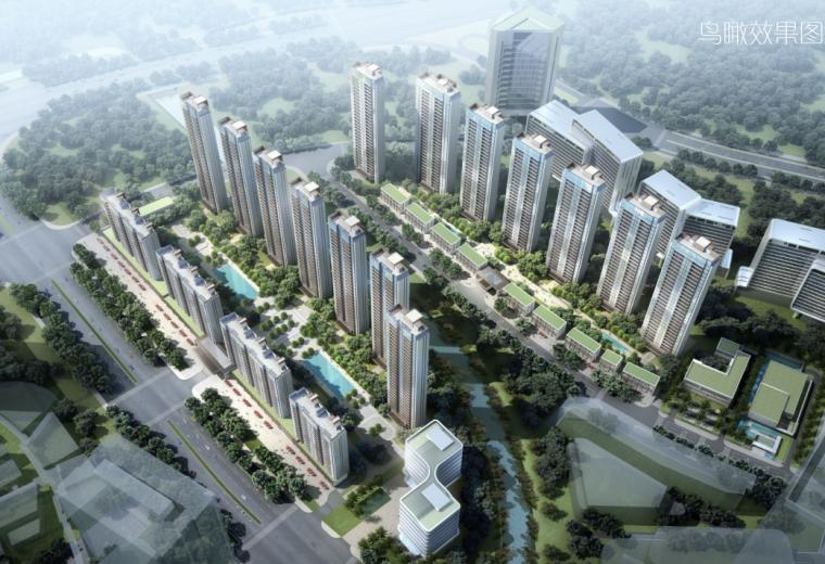 [江苏]现代风风格湖滨水豪宅建筑方案