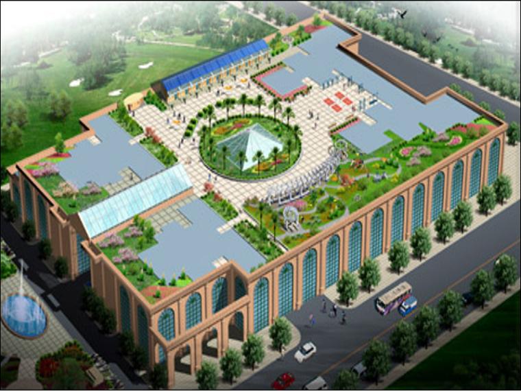 屋顶花园设计与施工培训讲义PPT(详细)