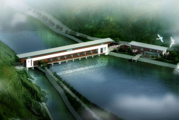 泄水建筑物分类功能与案例讲义