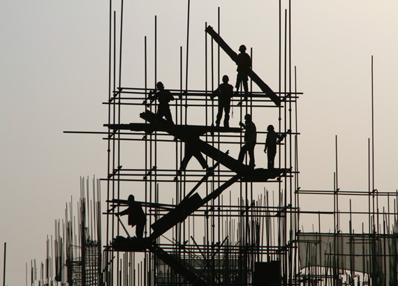 外墙脚手架施工现场安全监理要点(附图)