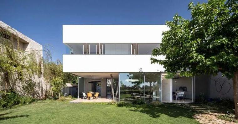 以色列,圆形住宅/anderman建筑事务所