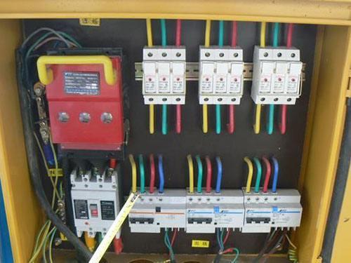 施工临时用电监理管理控制要点(PPT)