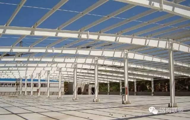 钢结构方案如何选择,才能减少用钢量?_1