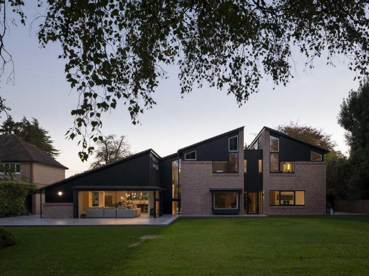 英国推拉式房屋