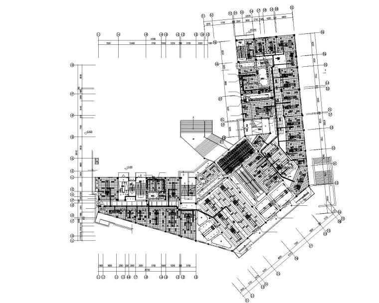 贵州德龙新区公共服务设施工程暖通施工图