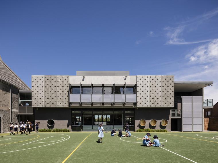 澳大利亚基督教堂文法学校