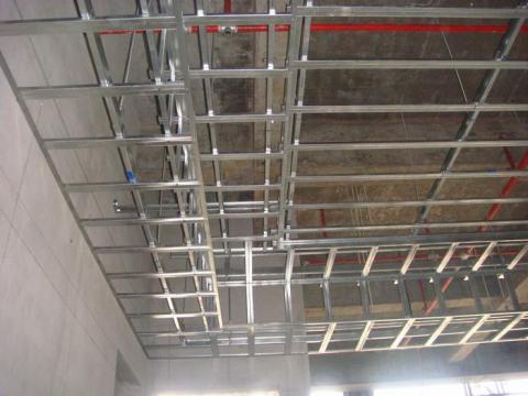 吊顶工程容易出现的通病