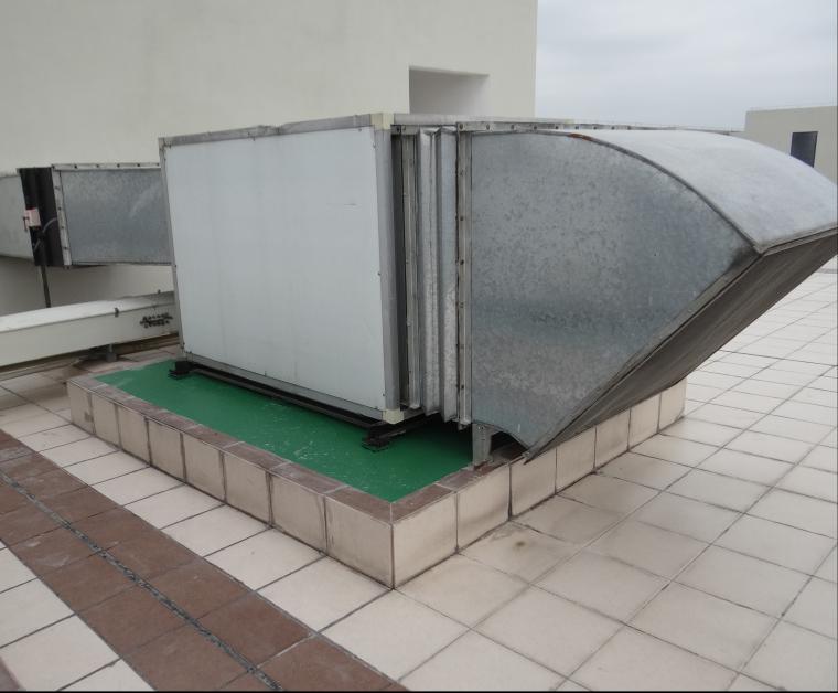 超高层施工组织设计(主要施工技术方案)-02屋面设备基础做法