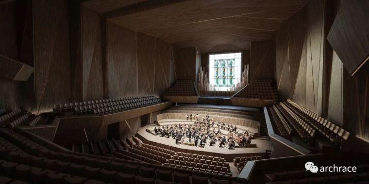 立陶宛维尔纽斯国家音乐厅建筑竞赛结果公布