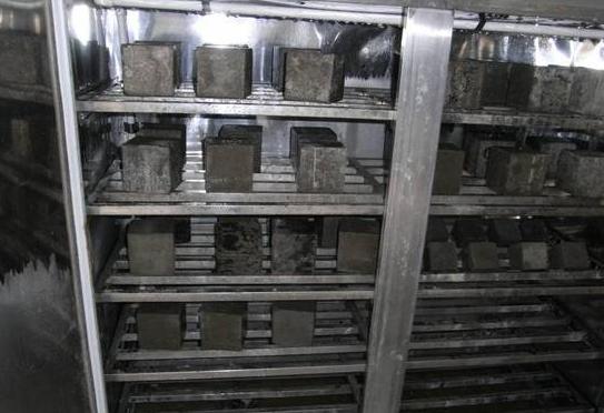 超高层施工组织设计(主要施工技术方案)-08混凝土试块制作与养护室