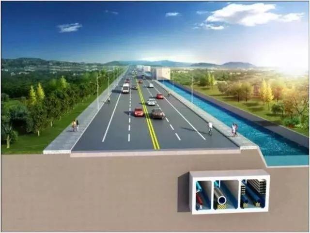 BIM技术在综合管廊建设、运维中如何应用的