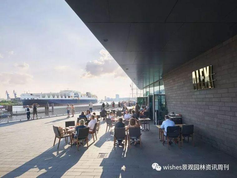 """滨水景观 扎哈事务所新作""""德国河滨走廊N_13"""