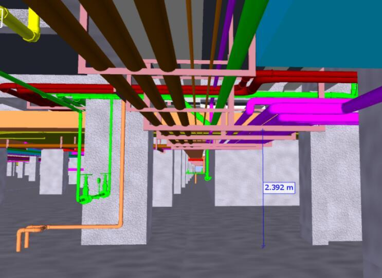 中建工程项目BIM技术应用方案