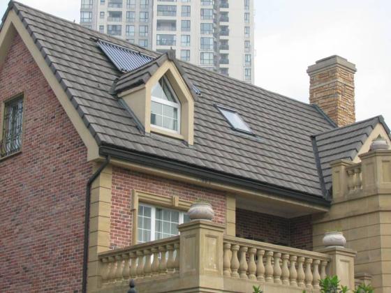 建筑構造之坡屋頂的特點及組成