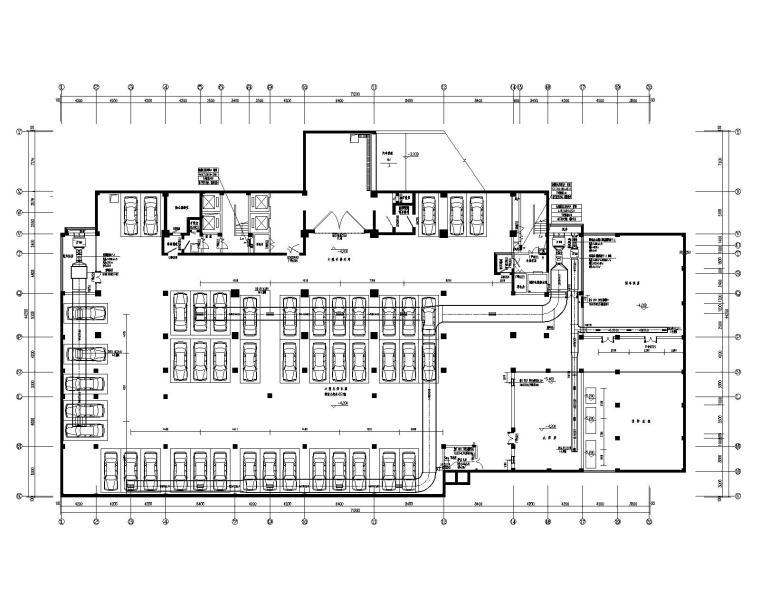 武汉市某科研大楼通风空调系统设计施工图
