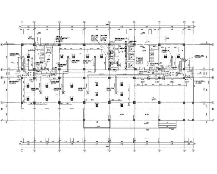 南京工艺品生产制造基地项目厂房暖通施工图