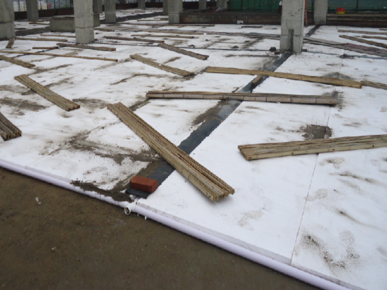 正置式屋面工程施工方案