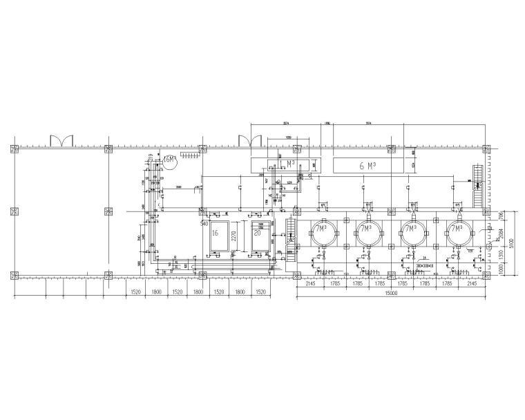 冷库建设项目设计施工图图片