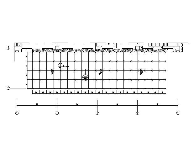 116m超高层大厦幕墙深化设计施工图(2014)-坡道采光顶