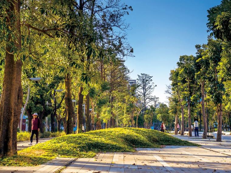 北京台中绿园道