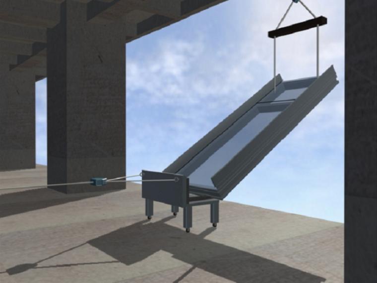 [西安]核心筒超高层单元式幕墙施工组织设计