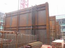 超高层黄金城施工中的结构问题培训讲义PPT