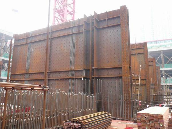 超高层建筑施工中的结构问题培训讲义PPT