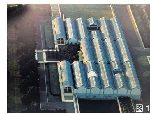 """""""拱顶""""的遗产——始于金贝尔美术馆结构"""