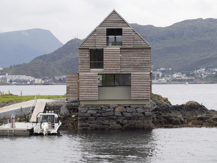 挪威斯特劳梅周末别墅