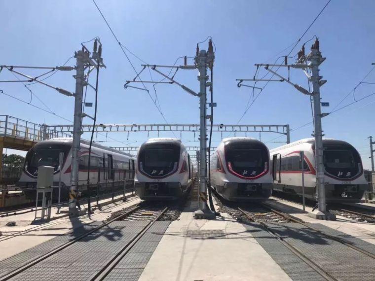 京雄城际铁路至大兴机场段将于9月26日开通_7