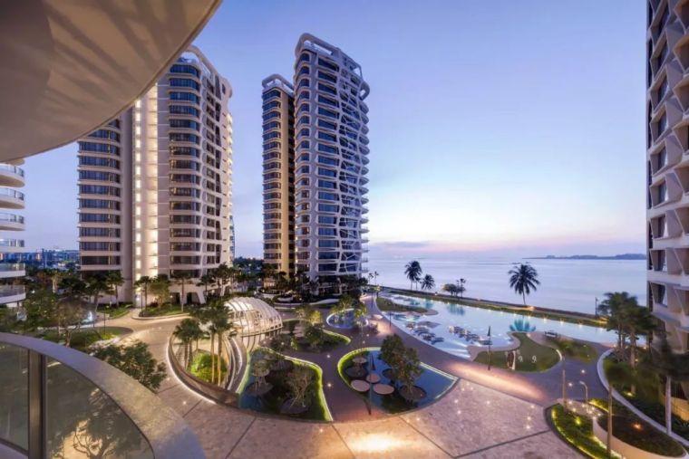 8個新加坡豪宅設計丨附30套住宅豪宅資料_6
