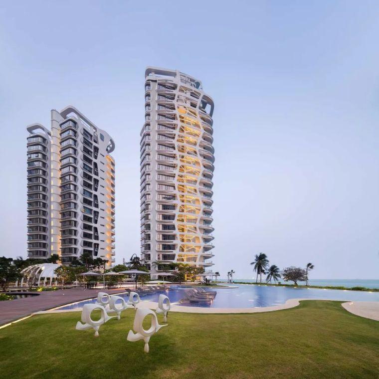 8個新加坡豪宅設計丨附30套住宅豪宅資料_7