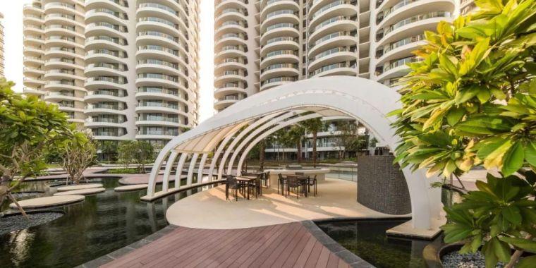 8个新加坡豪宅设计丨附30套住宅豪宅资料_8